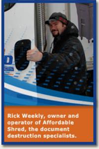 Rick Weekly